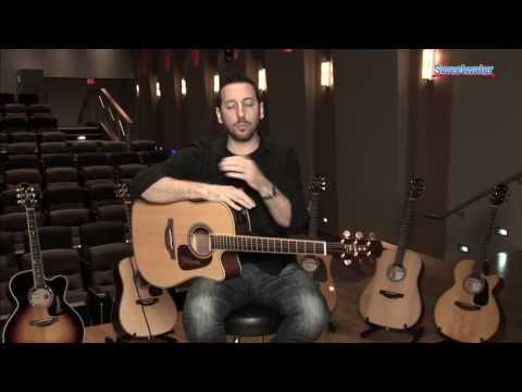 Takamine P4DC Dreadnought Acoustic-electric Guitar Demo - Sweetwater Sound