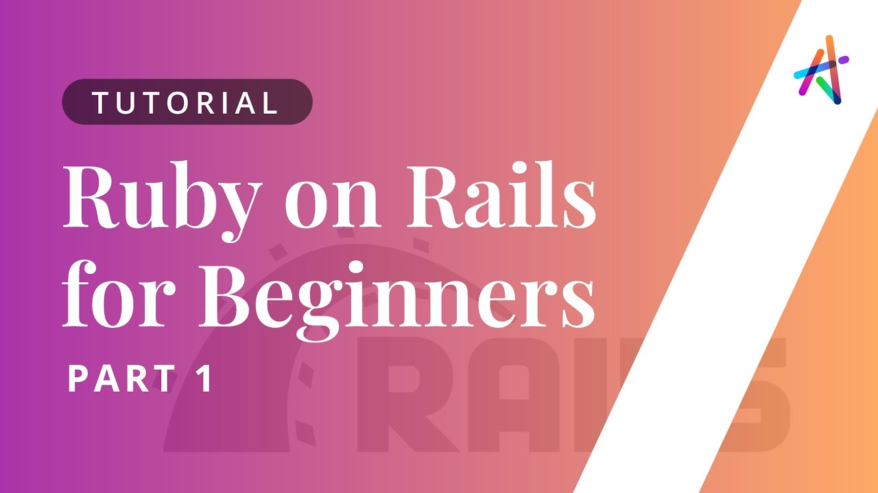 Ruby on Rails – Part 1