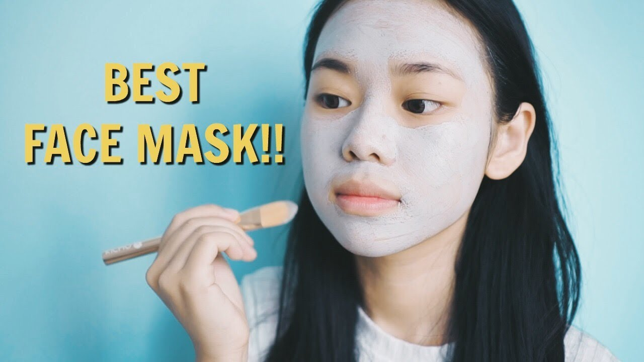 Best Face Mask Weekly Face Mask Routine Eng Sub