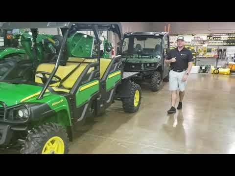 John Deere Gator Walk Around TriGreen Equipment Franklin TN