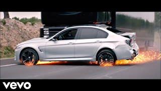 Balti - Ya Lili feat. Hamouda (ERS Remix)   Overdrive Stealing [Car Scene]