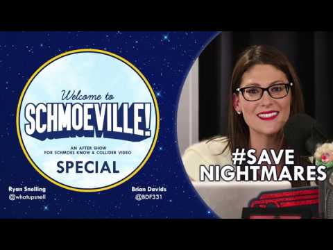 Schmoeville! Special - Clarke Wolfe discusses Collider Nightmares