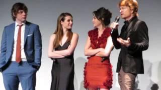 Adult World - Tribeca Film Festival - Emma Roberts Evan Peters Shannon Woodward Scott Coffey 4/18/13