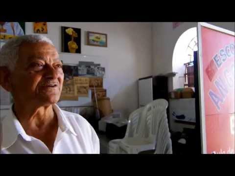 Mestre Boca Rica  Samba Lele