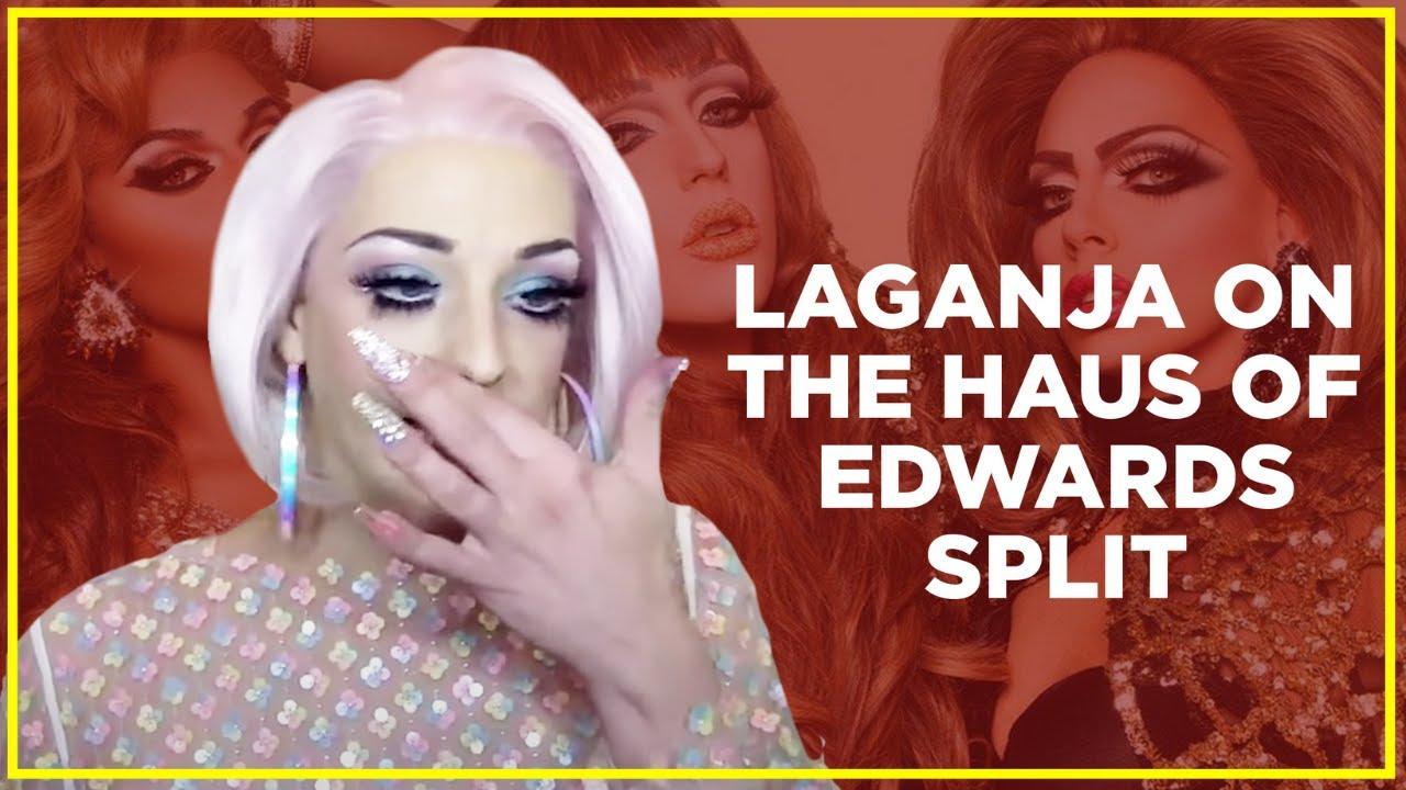 Laganja Estranja Breaks Silence on Haus of Edwards Split