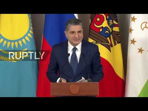 LIVE: Supreme Eurasian Economic Council in Sochi: press conference