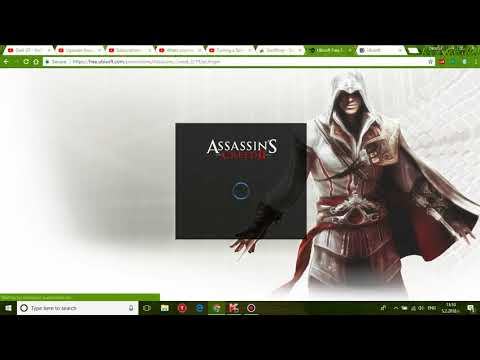 For free - Assassin's Creed 2 II - from Ubisoft Chinese iP  - Promotional Giveaway!