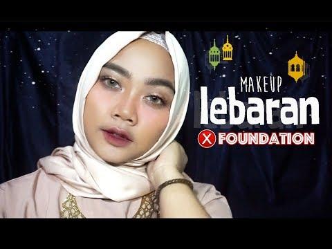 makeup-lebaran-tanpa-foundation