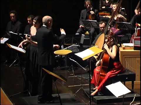 María Hinojosa, Caldara - O fortunate lacrime (live)