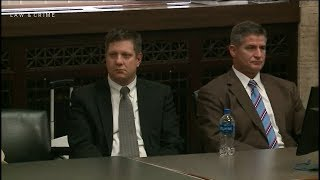Jason Van Dyke Trial Verdict Being Read In The Courtroom 10/05/18