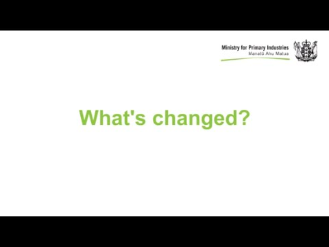 Food Act 2014 - What's changed under the new law?
