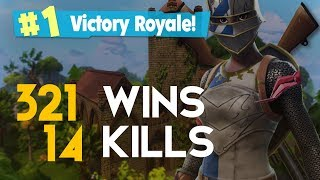 DUO FT PLETES-14 KILLS-321 WINS (Fortnite Battle Royale free) [PT-BR]-Softe