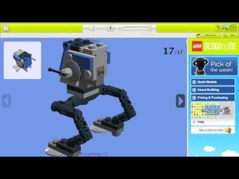 Mini Star Wars At St Building Instructions 48 Lego Bricks Youtube