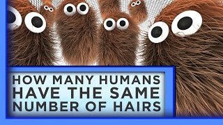 How Many Humans Have the Same Number of Body Hairs? | Infinite Series | PBS Digital Studios