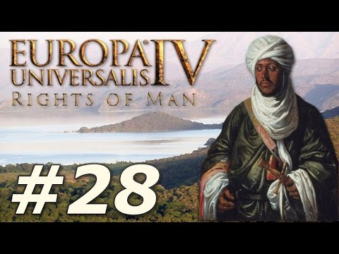Europa Universalis IV: The Rights of Man | Ethiopia - Part 28