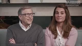 ביל ומלינדה גייטס מכינים את העולם למגיפה הבאה עם חיוך