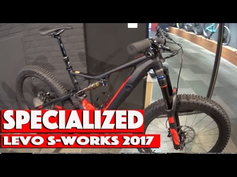 specialized levo s works 2017 best e bike hightec first. Black Bedroom Furniture Sets. Home Design Ideas
