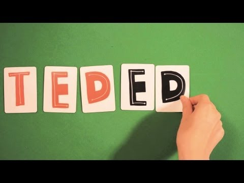 Video image: Making a TED-Ed Lesson: Synesthesia and playing cards