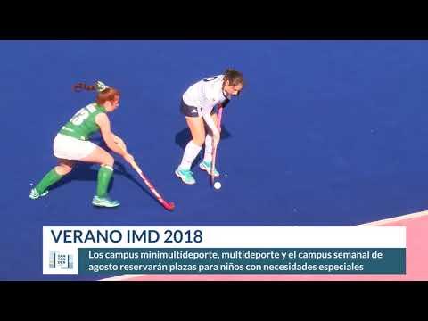 Actividades de Verano en el IMD (2018)