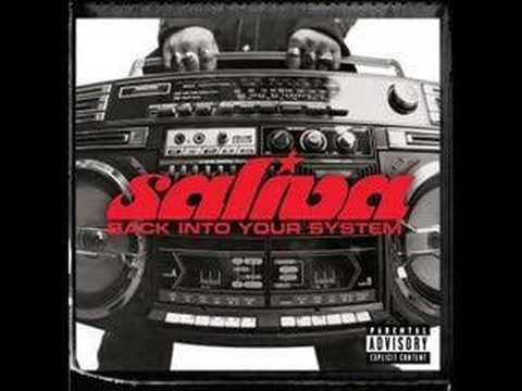 Saliva - All Because of You