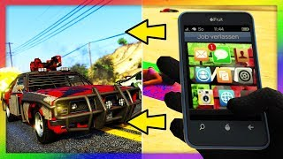 😱 JEDES AUTO KOSTENLOS IN GTA ONLINE !! | GIVE CARS TO FRIENDS GLITCH !! 💸 | WFG HD