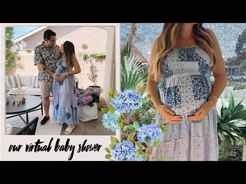 Our Virtual Baby Shower
