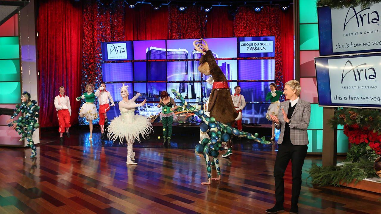Ellen Show Best Giveaways