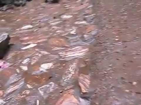 Suối cá thần Cẩm Lương Cẩm Thủy Thanh Hóa 12 8 2012
