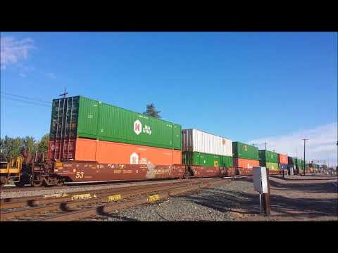 Railfanning 9/30/2017: Re-Visiting the...