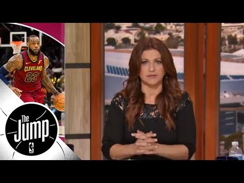 LeBron James and Cavaliers moving in right direction before NBA playoffs | The Jump | ESPN