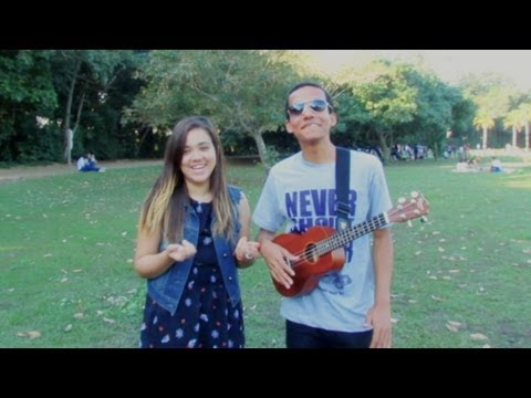 cheatercheaterbestfriendeater - Never Shout Never - LAMEGO, Thay Teixeira Cover