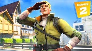 MY FIRST VICTORY In Fortnite Chapter 2