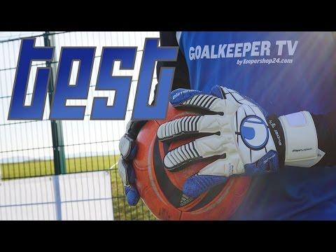 UHLSPORT ELIMINATOR SUPERGRIP HN TEST & REVIEW  [HD1080p]