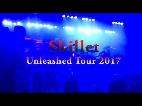 Skillet Unleashed Tour 2017