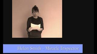 The Miracle Inspector (excerpt)