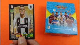 RONALDO TOP PLAYER!! Box Adrenalyn XL 2018-19