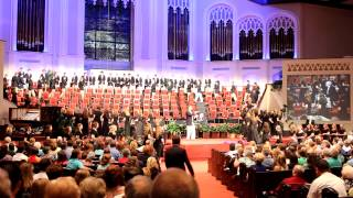"Mississippi Baptist All-State Youth Choir & Orchestra 2012 ""Siyahamba"" Final Concert"
