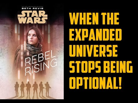 The Star Wars Expanded Universe Problem