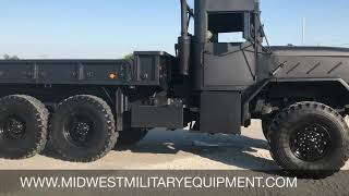 murdered-out-bmy-m923a2-5-ton-military-6x6-rops-truck