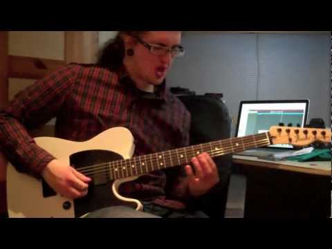 Guitar Cover - Shadow Moses - Bring Me The Horizon (HD, Tabs)