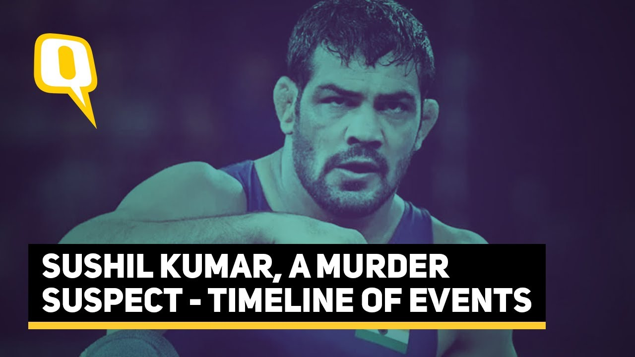 Sushil Kumar and the Chhatrasal Murder Case - A Timeline of Events   The Quint
