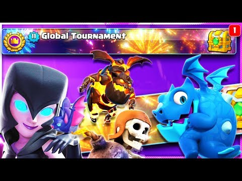 Why making FUN NEW decks is a BAD IDEA in CLASH ROYALE!!