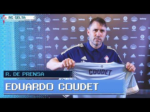 """Eduardo Coudet, nuevo entrenador del RC Celta: """"Quiero que el hincha se identifique con mi equipo"""""""