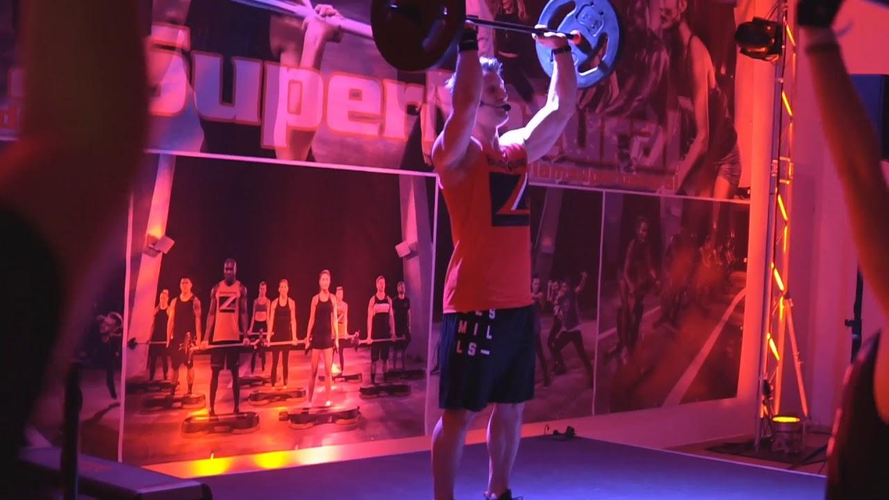 LES MILLS Bodypump SuperNatural Trailer