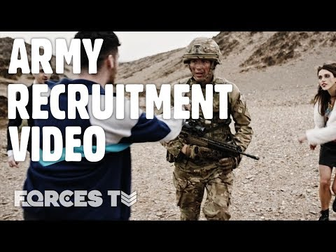 The British Army's New Recruitment Video For 2020 | Forces TV