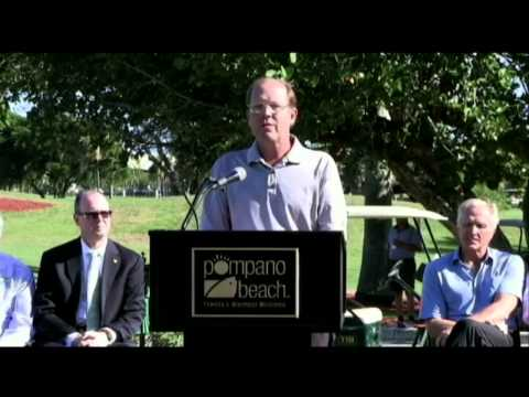 CITY OF POMPANO BEACH - GREG NORMAN Golf Course Grand Opening