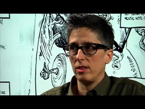 Alison Bechdel, Author of 'Are You My Mother?' - WSJ Interview