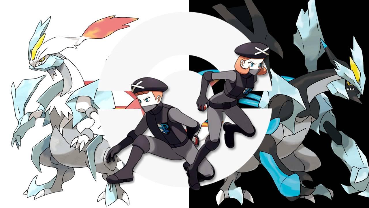 Pokemon black white 2 neo team plasma battle theme ost youtube - Carte pokemon team plasma ...