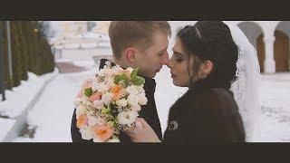Свадебный клип Дениса и Кристины 27.01.18 (Брянск)