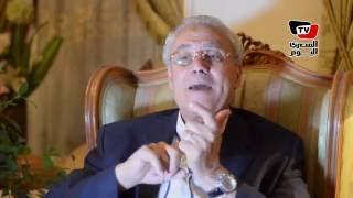 «جلال عبد القوي»: «الدراما التلفزيونية أهم من التعليم الجامعي»